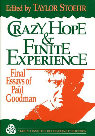 Crazy Hope & Finite Experience